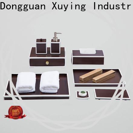 Xuying Bathroom Items matte black bathroom accessories factory for bathroom
