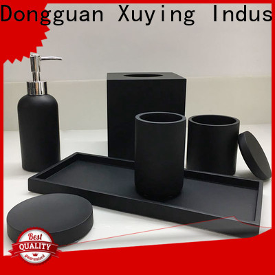 Xuying Bathroom Items durable silver bathroom accessories manufacturer for restroom