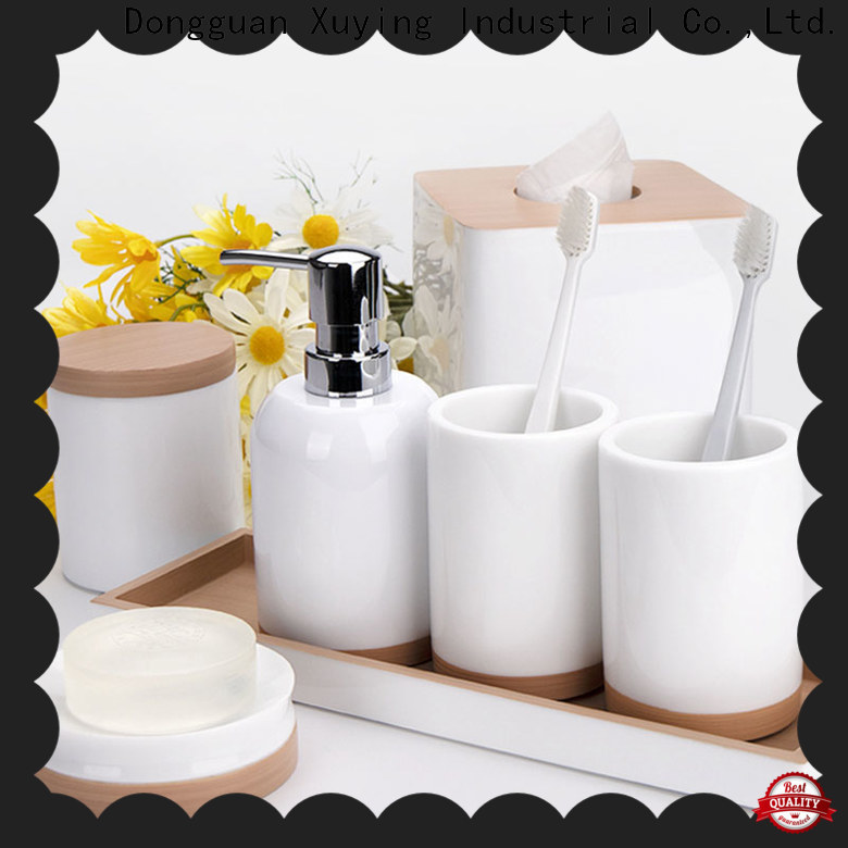 Xuying Bathroom Items luxury bath accessories with good price for bathroom