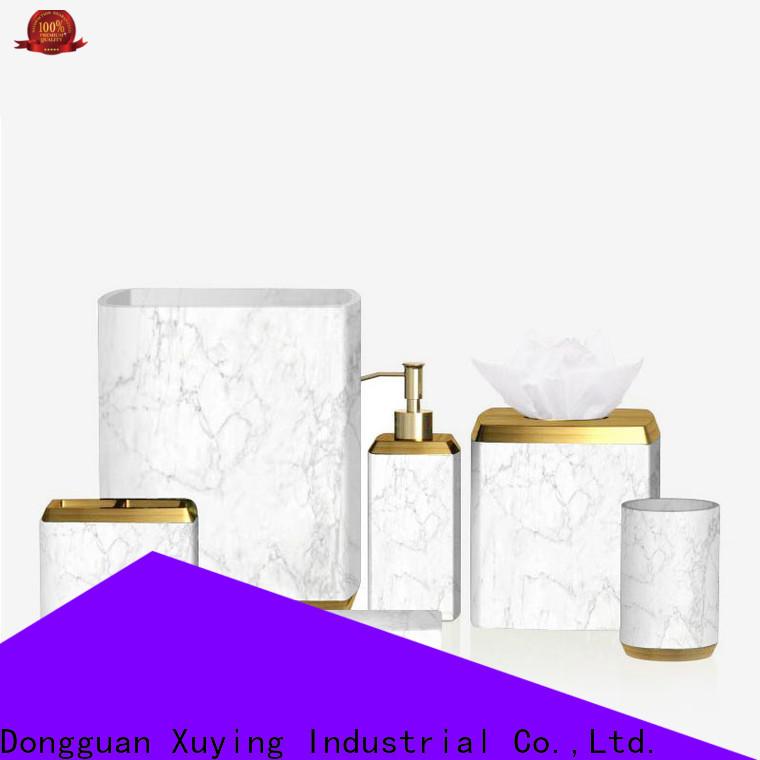 Xuying Bathroom Items gold bathroom accessories wholesale for bathroom