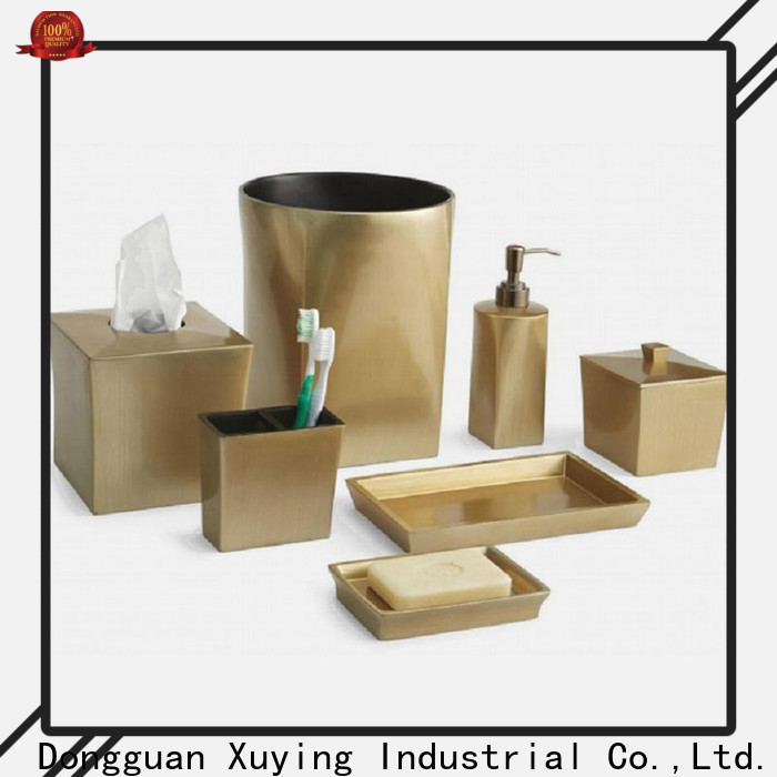 Xuying Bathroom Items black and white bathroom accessories manufacturer for bathroom