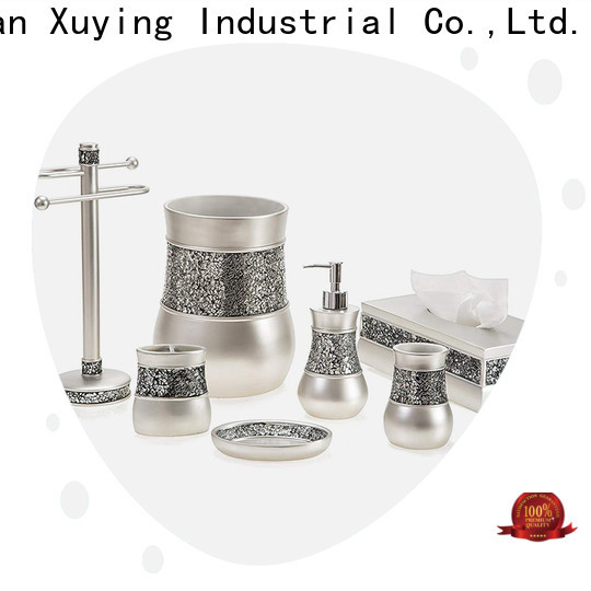 Xuying Bathroom Items grey bathroom accessories set on sale for home