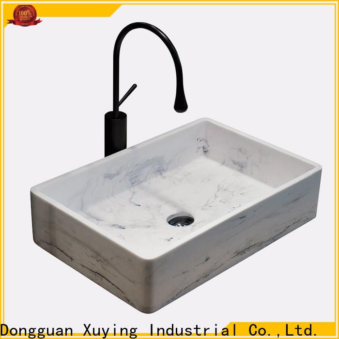 Xuying Bathroom Items wash hand basin supplier for bathroom