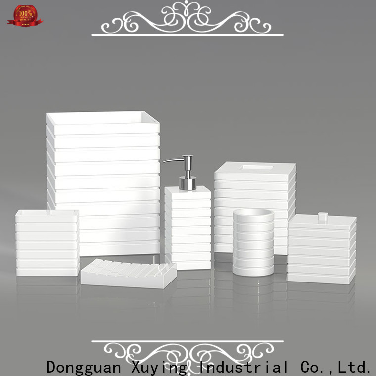 fashion gold bathroom accessories wholesale for restroom