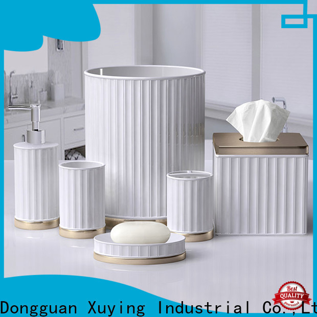 Xuying Bathroom Items quality ceramic soap dish supplier for home