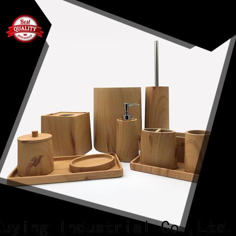 Xuying Bathroom Items fashion grey bathroom accessories set wholesale for restroom