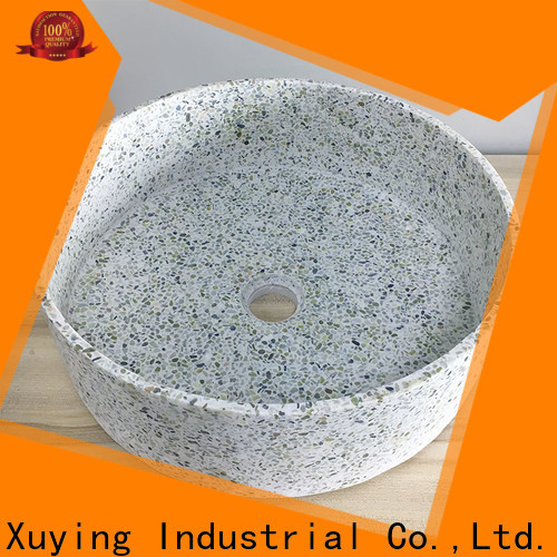 Xuying Bathroom Items concrete basin wholesale for hotel