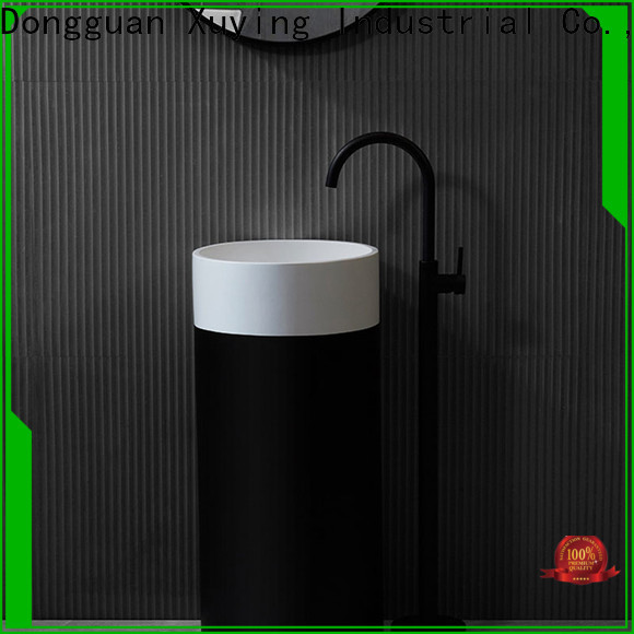 Xuying Bathroom Items durable concrete basin personalized for restroom