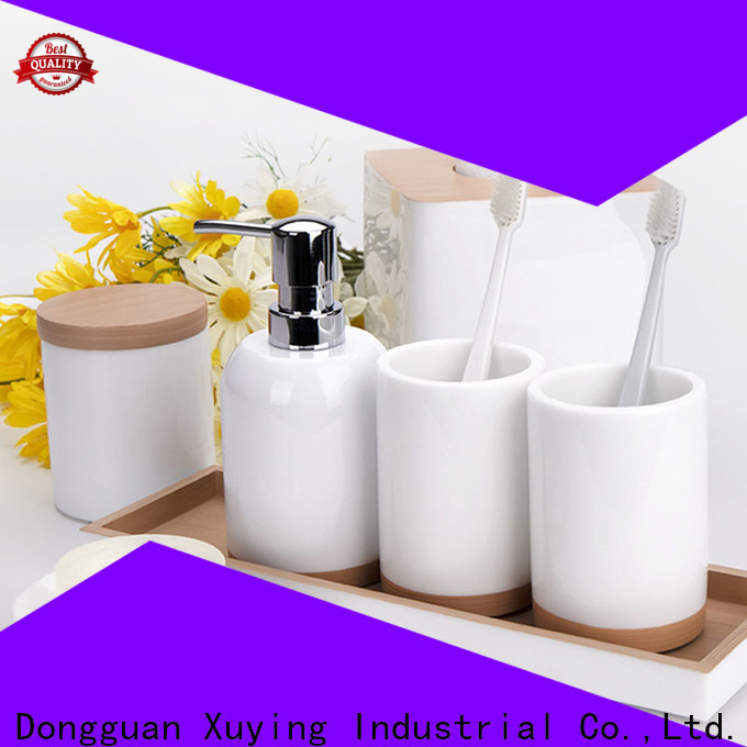 durable silver bathroom accessories customized for home