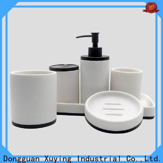 Xuying Bathroom Items quality bathroom decor sets wholesale for home