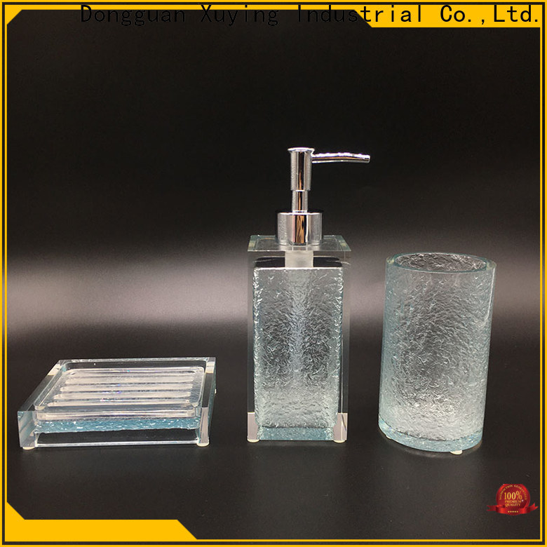 Xuying Bathroom Items luxury bathroom accessories sets factory price for hotel