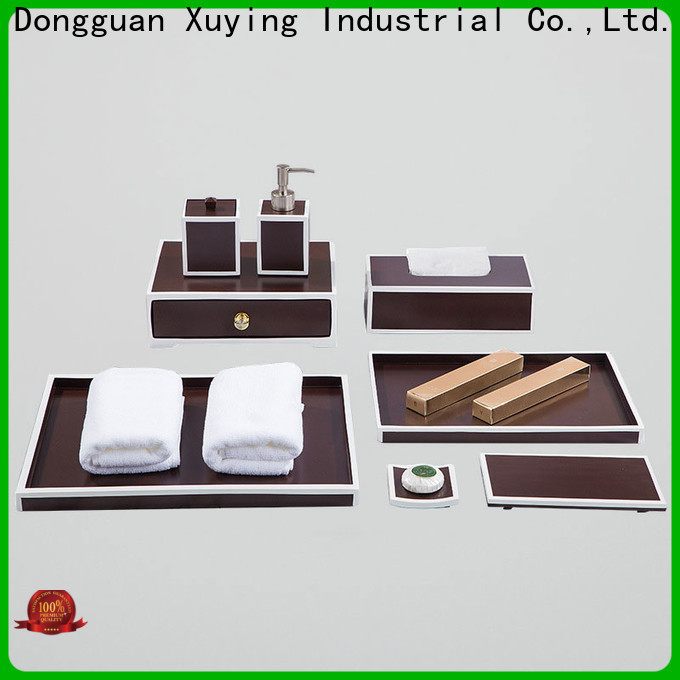 professional luxury bathroom accessories supplier for hotel