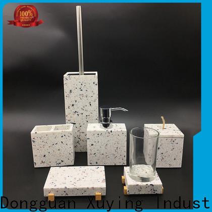 durable white bathroom accessories set manufacturer for bathroom