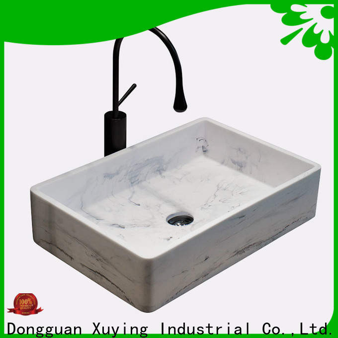 Xuying Bathroom Items counter top basins wholesale for restroom