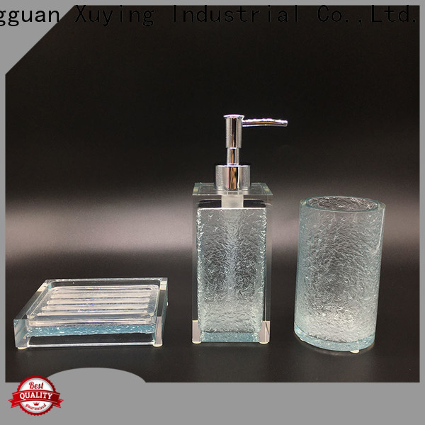 Xuying Bathroom Items grey bathroom accessories personalized for hotel