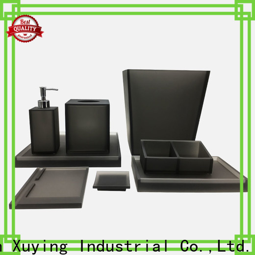 practical gold bathroom accessories factory price for hotel