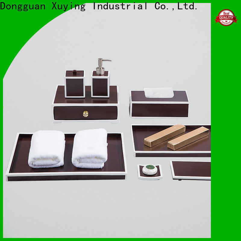 Xuying Bathroom Items hotel accessories with good price for bathroom