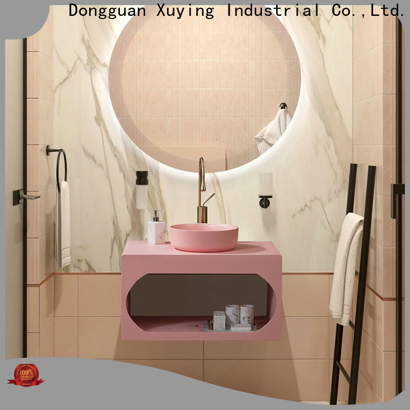 Xuying Bathroom Items durable gold bathroom accessories manufacturer for hotel