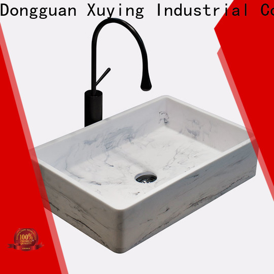 Xuying Bathroom Items durable wash hand basin supplier for home