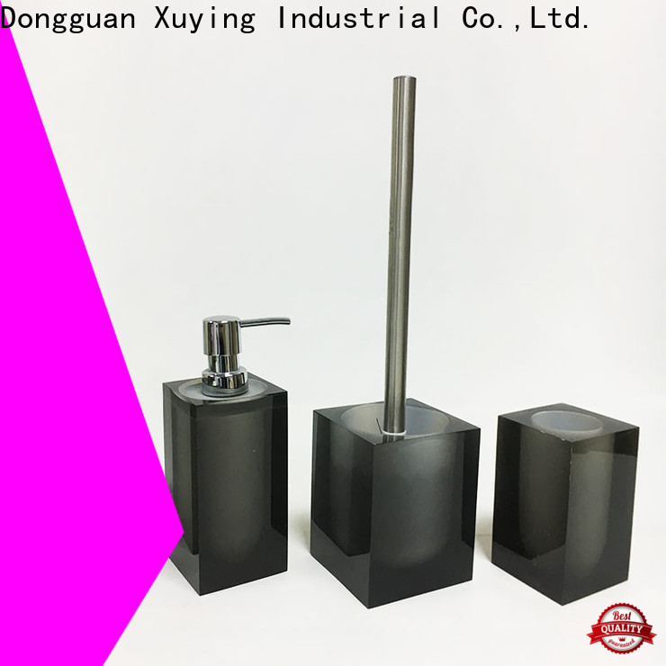 Xuying Bathroom Items hot selling bathroom accessories luxury supplier for restroom