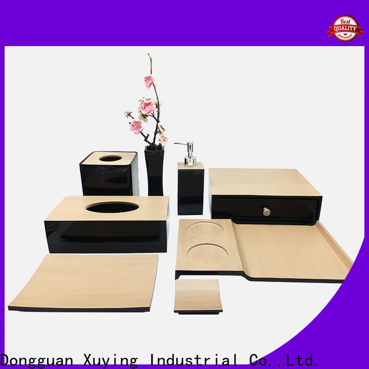 long lasting luxury bathroom accessories with good price for restroom