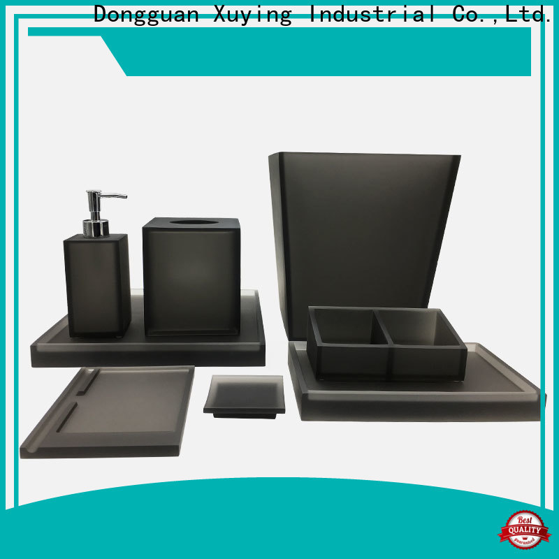 Xuying Bathroom Items practical bathroom decor sets wholesale for restroom