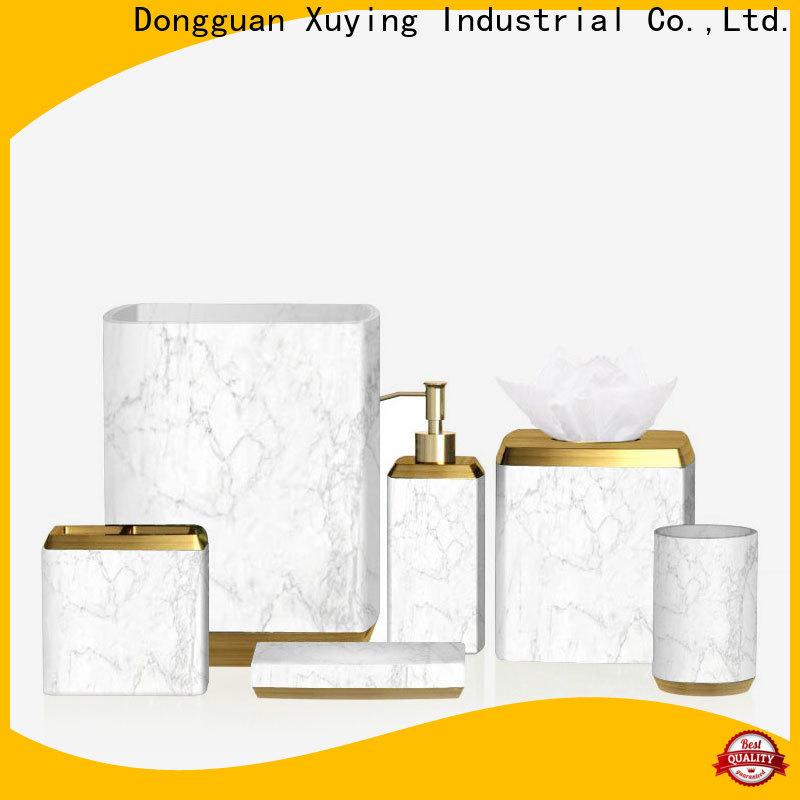 durable grey bathroom accessories set wholesale for bathroom