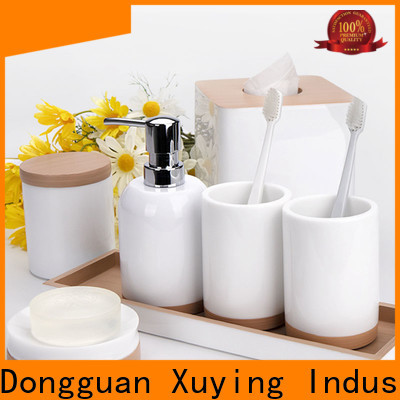 Xuying Bathroom Items long lasting luxury bath accessories with good price for bathroom