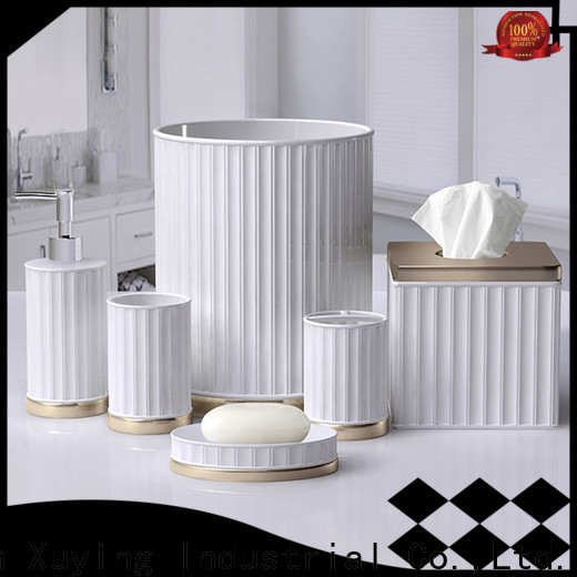 practical ceramic bathroom accessories with good price for hotel