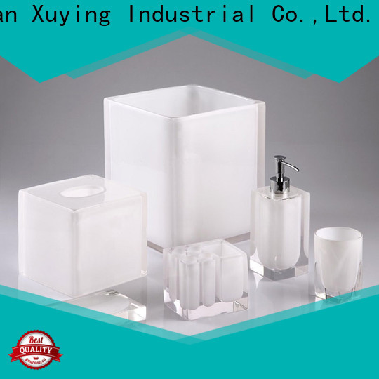 Xuying Bathroom Items gold bathroom accessories supplier for restroom