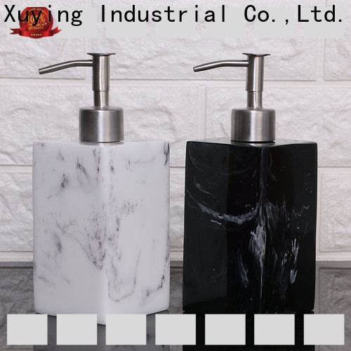 modern marble bathroom accessories factory price for restroom