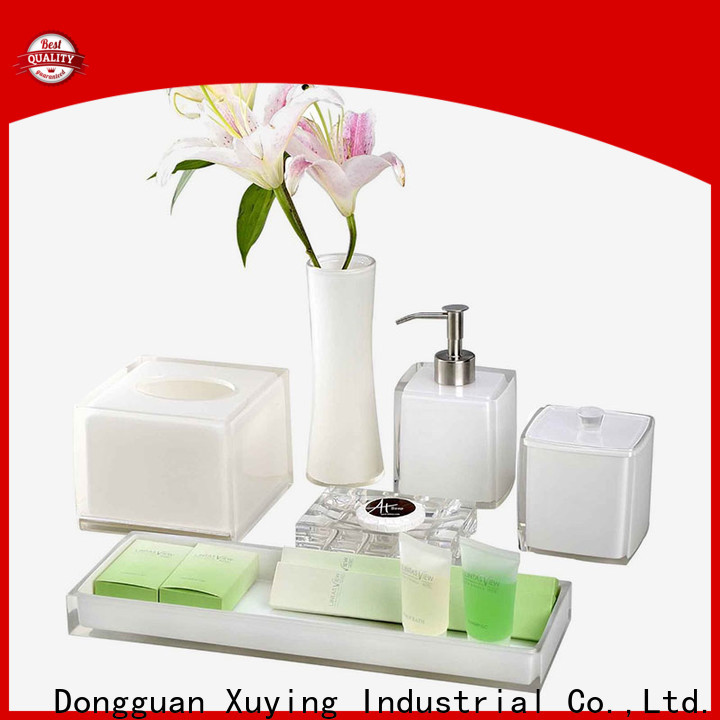 Xuying Bathroom Items hot selling bathroom decor sets wholesale for restroom