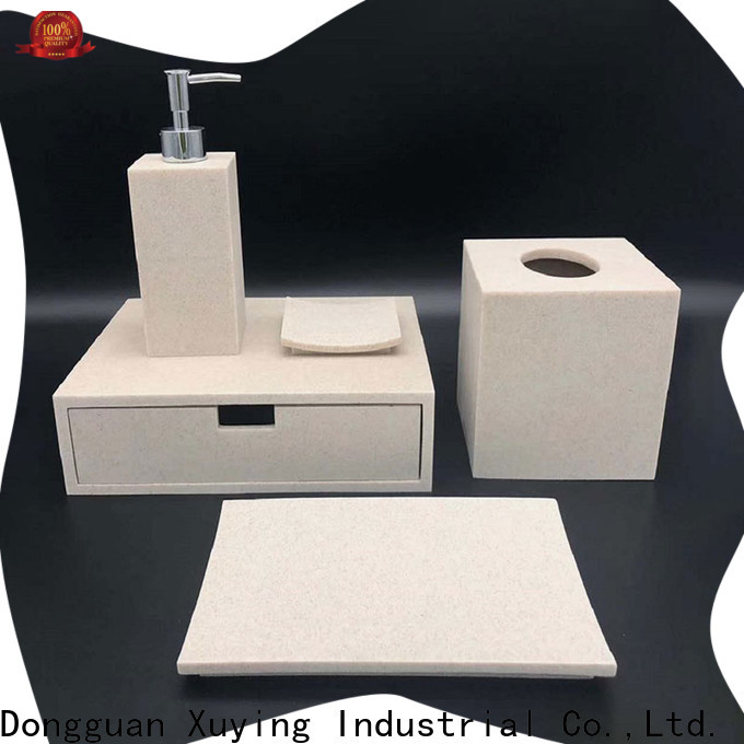 Xuying Bathroom Items matte black bathroom accessories with good price for home