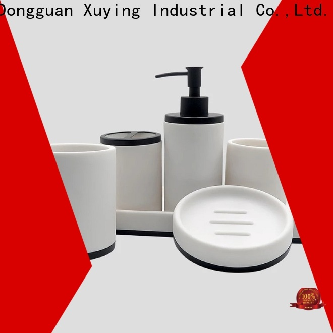 Xuying Bathroom Items durable gold bathroom accessories wholesale for restroom