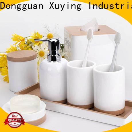 Xuying Bathroom Items gold bathroom accessories set on sale for bathroom