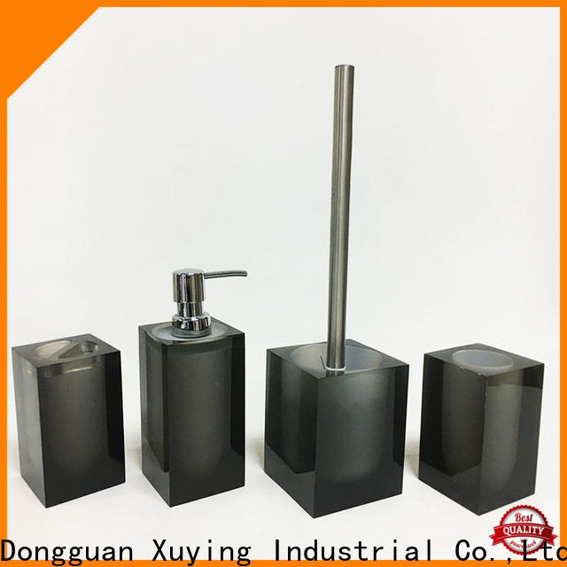 Xuying Bathroom Items hot selling grey bathroom accessories wholesale for restroom