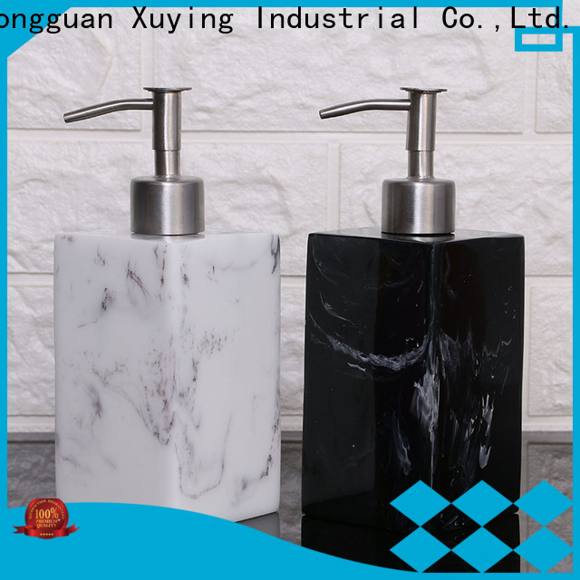 Xuying Bathroom Items lotion dispenser factory price for restroom