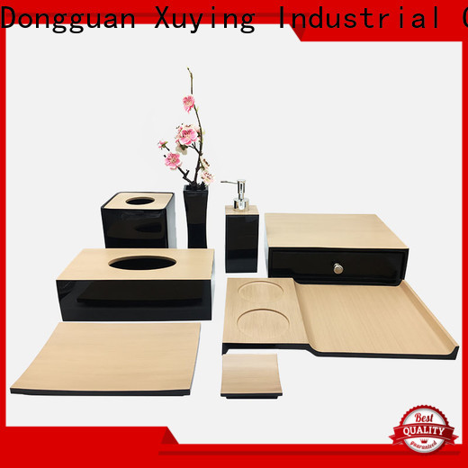 Xuying Bathroom Items long lasting luxury bath accessories with good price for restroom