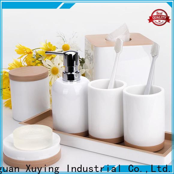 professional matte black bathroom accessories supplier for home