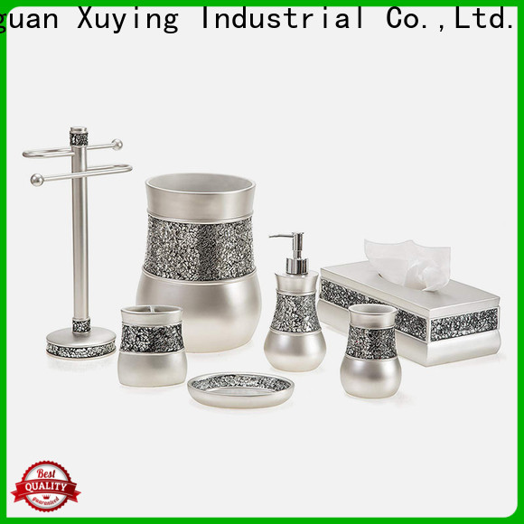 Xuying Bathroom Items black bathroom accessories manufacturer for restroom