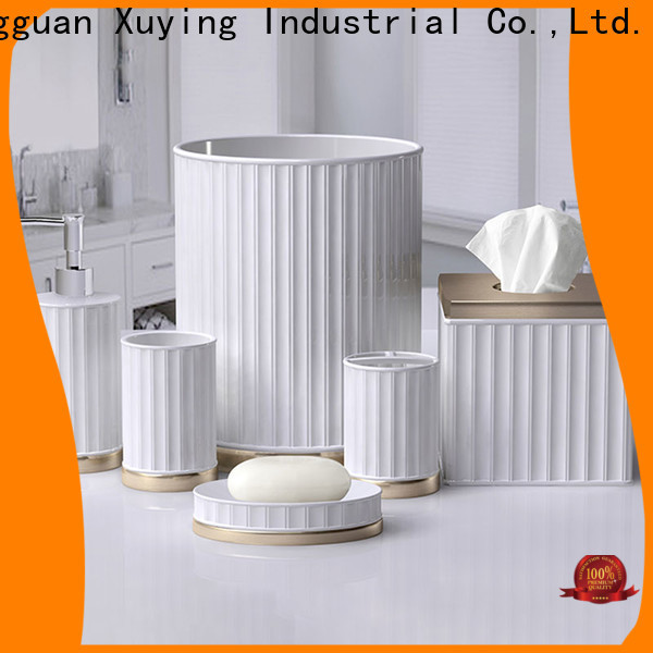 hot selling white bathroom accessories design for home