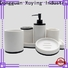 Xuying Bathroom Items hot selling grey bathroom accessories supplier for restroom