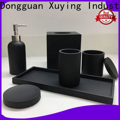 Xuying Bathroom Items silver bathroom accessories on sale for hotel