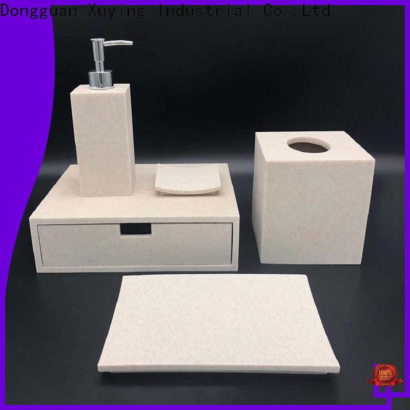 elegant luxury bath accessories design for restroom