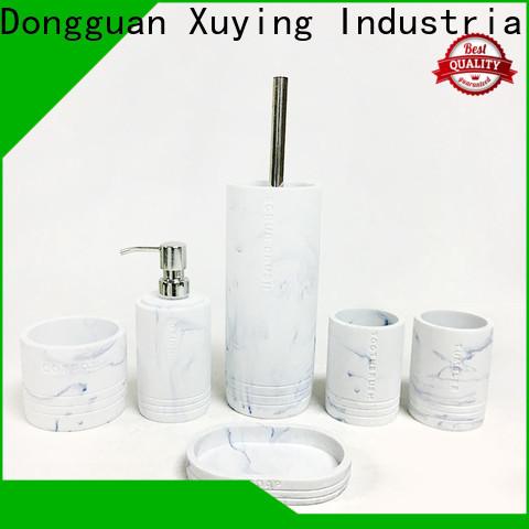 Xuying Bathroom Items fashion gray bathroom decor wholesale for home