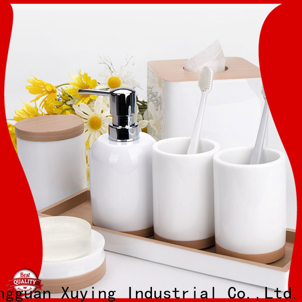 Xuying Bathroom Items gold bathroom accessories wholesale for restroom