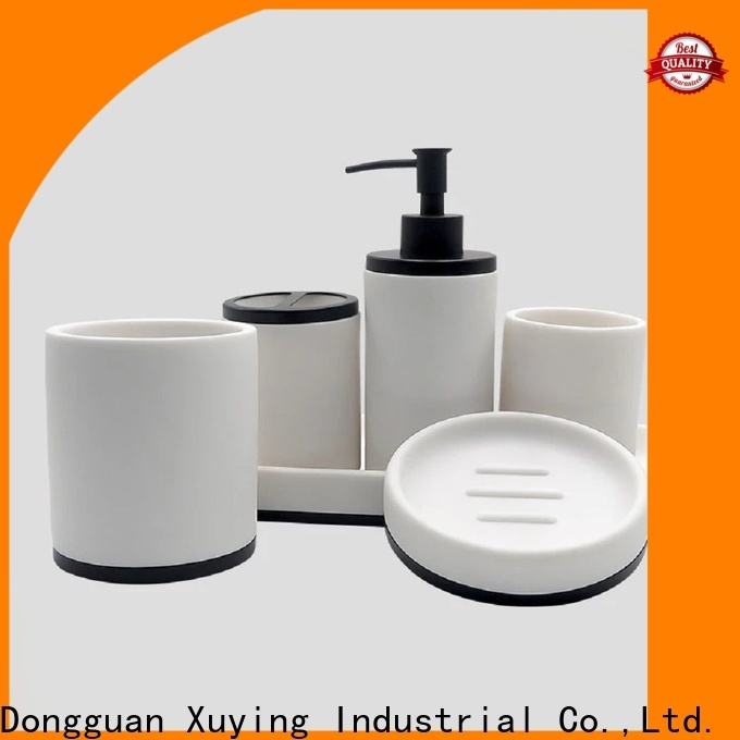 Xuying Bathroom Items hot selling grey bathroom accessories wholesale for home
