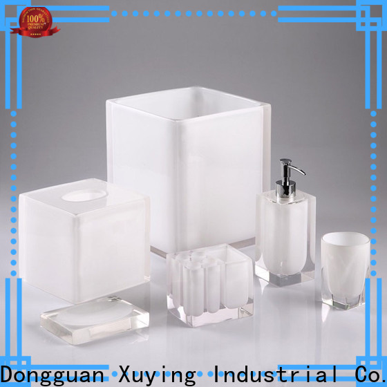 durable gold bathroom accessories factory price for bathroom