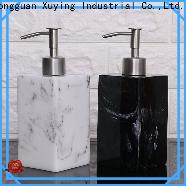 durable black and white bathroom decor factory price for home