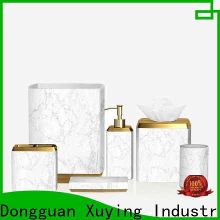 Xuying Bathroom Items blue bathroom accessories set manufacturer for restroom